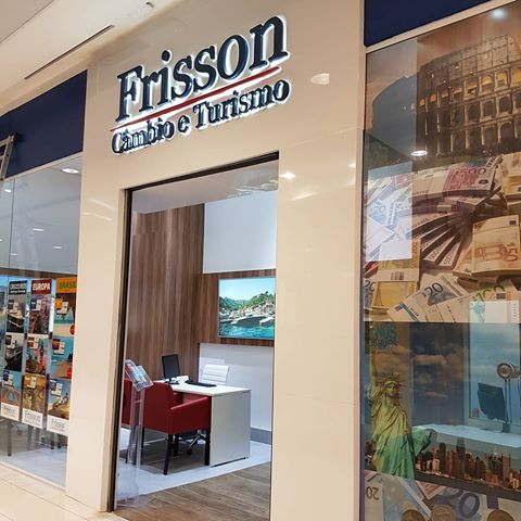 Frisson - Shopping Santa Cruz
